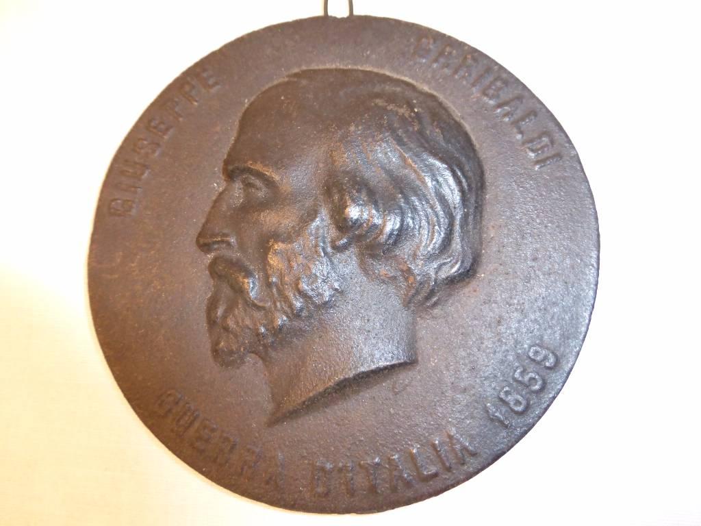 No - 53 - Médaille de Giuseppe Garibaldi | Puces Privées