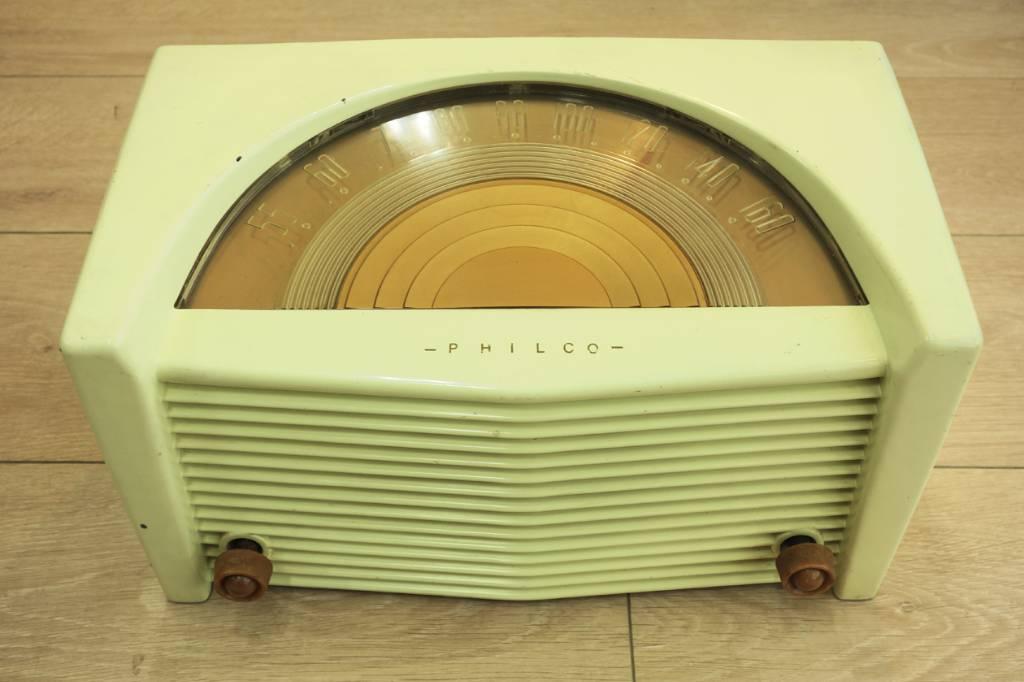 Radio Philco modèle 50-921   Puces Privées