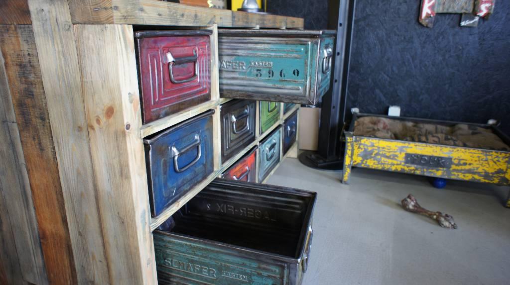 Meuble casier