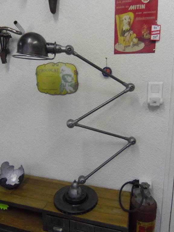 Lampe JIELDE | Puces Privées