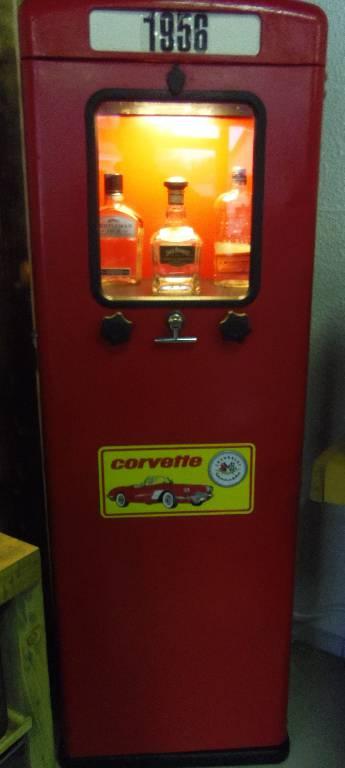 Bar pompe à essence   Puces Privées