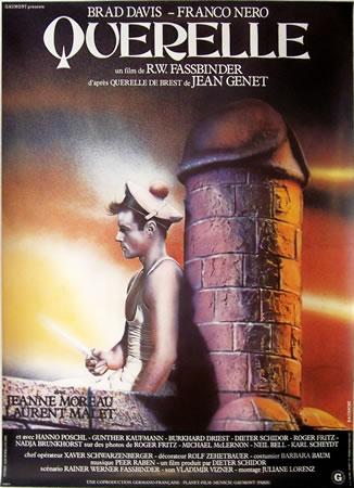 affiche cinéma Querelle, Affiches anciennes (cinéma, theâtre, publicitaire), Image | Puces Privées