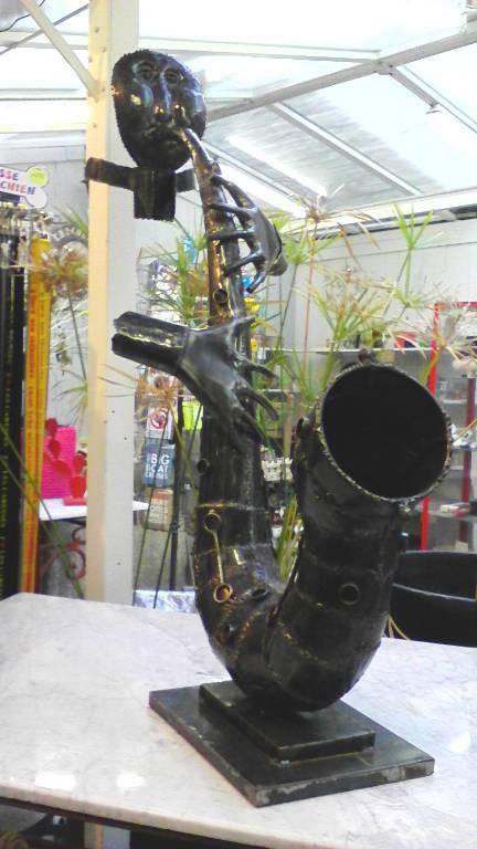 Saxophone   Puces Privées