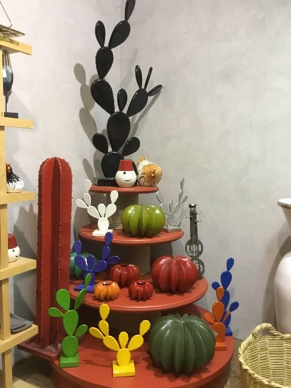 Cactus decoratifs   Puces Privées