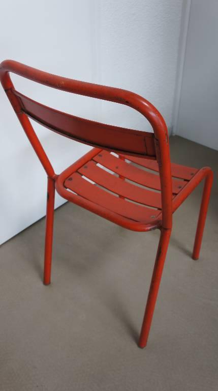 Chaise TOLIX | Puces Privées