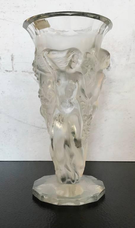 Vase en verre | Puces Privées