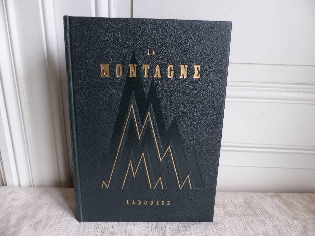 No - 295 -  La Montagne - Maurice Herzog - Edité par Larousse | Puces Privées