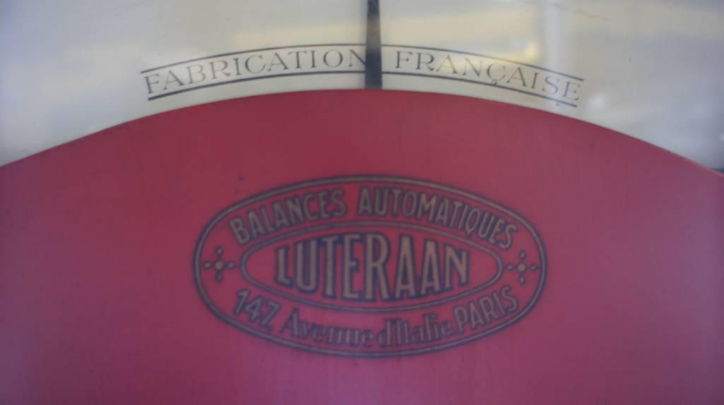 Ancienne balance LUTERAAN | Puces Privées