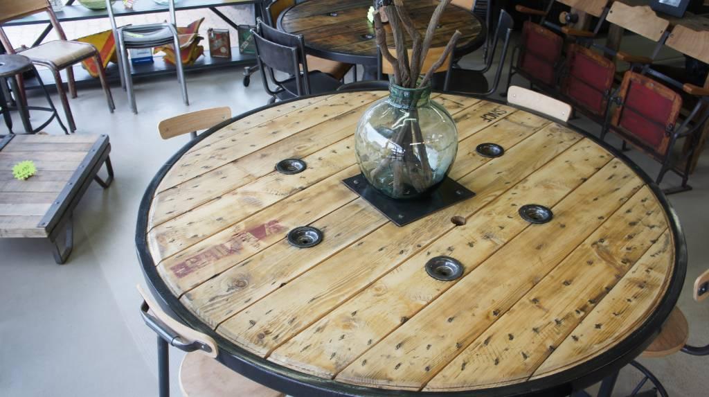 Table touret | Puces Privées