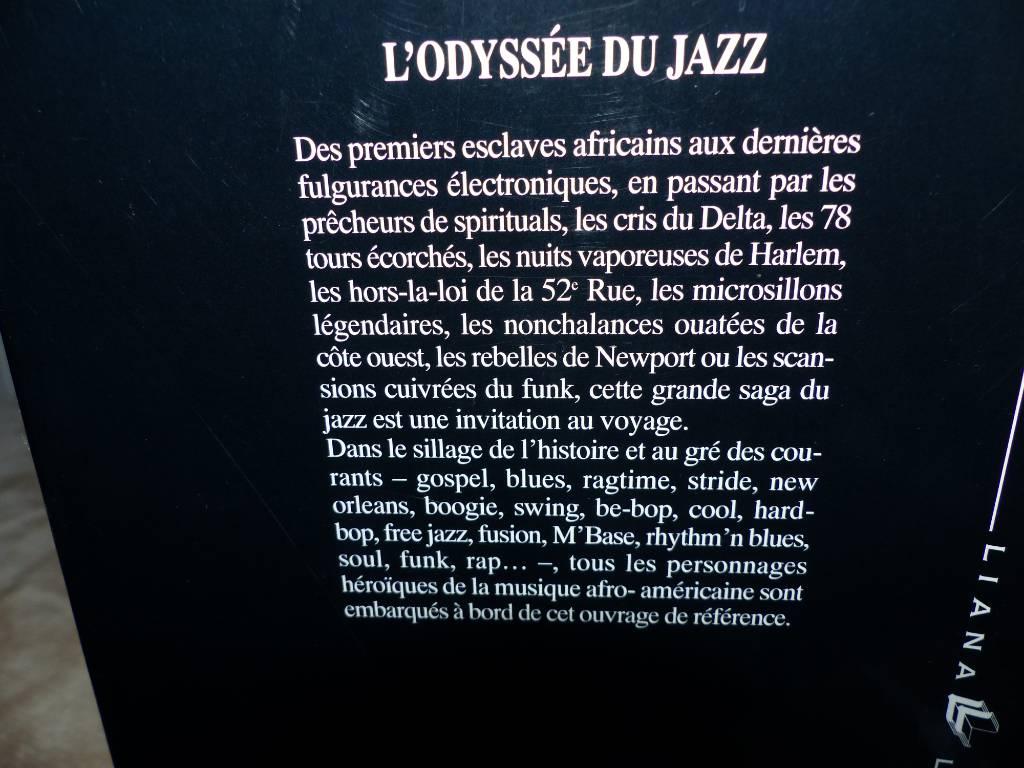 No - 310 - L'odyssée du jazz par Nöel  Balen 1993 | Puces Privées