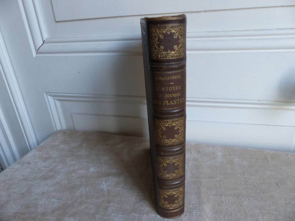 No - 311 - Histoire et légendes des plantes utiles et curieuses Paris 1868 | Puces Privées