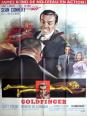 affiche cinéma Goldfinger, Affiches anciennes (cinéma, theâtre, publicitaire), Image | Puces Privées