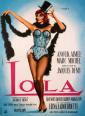 affiche cinéma Lola, Affiches anciennes (cinéma, theâtre, publicitaire), Image | Puces Privées