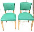 Paire de chaises Bridge, Chaises - tabourets, Sièges | Puces Privées