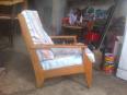 paire de fauteuils periode reconstruction 1950 atribué GASCOIN, Fauteuils, Sièges | Puces Privées