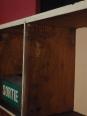 Meuble de métier en bois à casier d'atelier, Etagères, Mobilier | Puces Privées