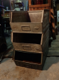 Bac industriel métal SCHAFER KASTEN et TMT | Puces Privées