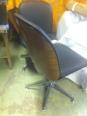 4  fauteuil visiteur ICO PARISI MOBILIER INTERNATIONAL, Fauteuils, Sièges   Puces Privées