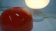 Superbe lampe Holmegaard par Michael Bang 1965, Lampes, Luminaires | Puces Privées