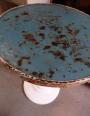 Table de bistrot / Guéridon métal, Tables, Mobilier | Puces Privées