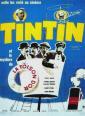 affiche cinéma Tintin et le mystère de la toison d'or, Affiches anciennes (cinéma, theâtre, publicitaire), Image | Puces Privées