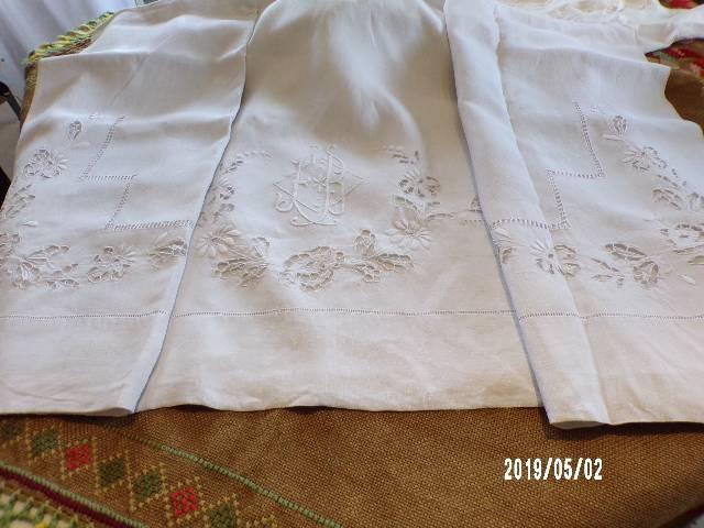 DRAP En Lin  220 cm x 300 cm | Puces Privées