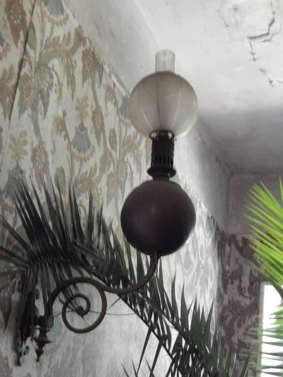 Paire de 2 lampes Napoléon 3   Puces Privées