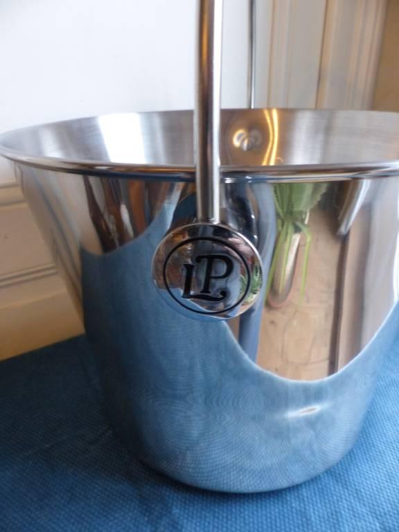 No - 384 - Vasque à champagne Laurent - Perrier pour six bouteilles | Puces Privées