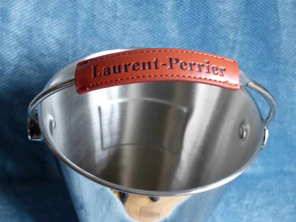 No - 385 -  Seau à champagne Laurent - Perrier pour une bouteille | Puces Privées