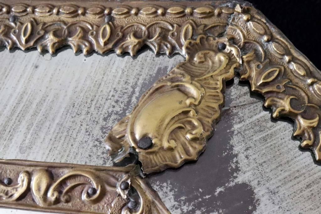 Miroir 8 pans | Puces Privées