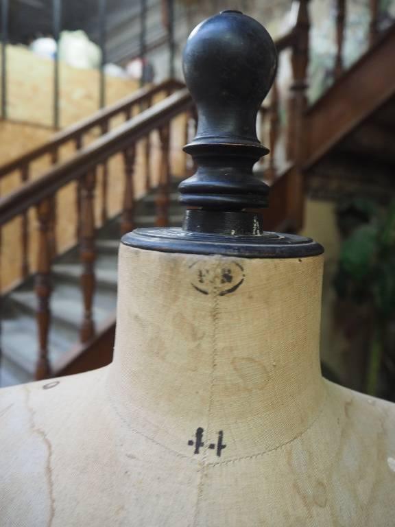 Mannequin Stockman taille de guepe napoleon III 1880   Puces Privées