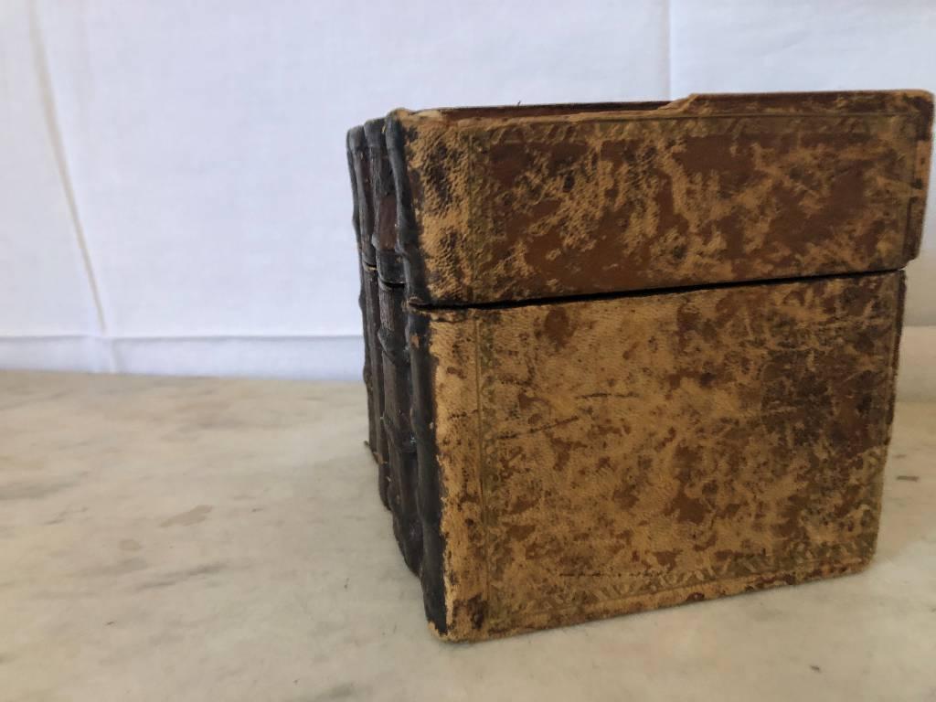 Coffret faux livres | Puces Privées