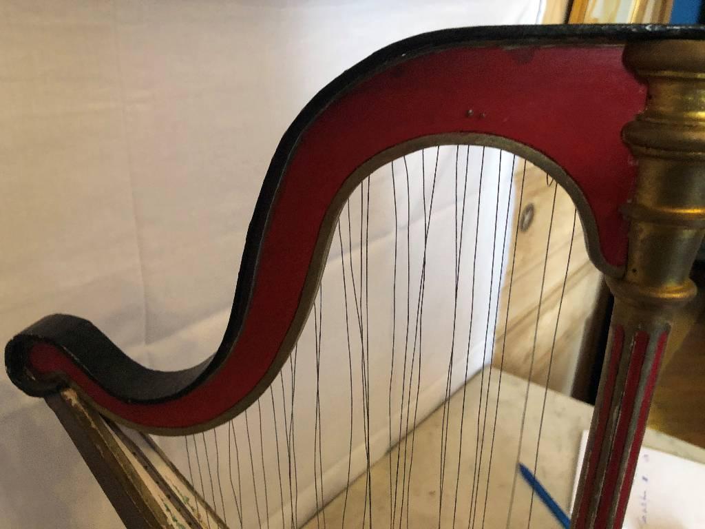 Jouet Harpe | Puces Privées