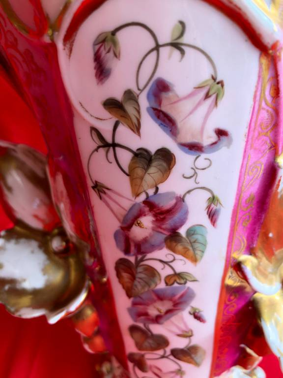 Vase cornet | Puces Privées
