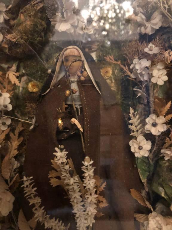 Paradis vierge XVIIIeme | Puces Privées