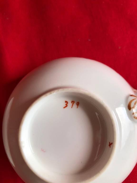 Tasse Sarreguemines | Puces Privées