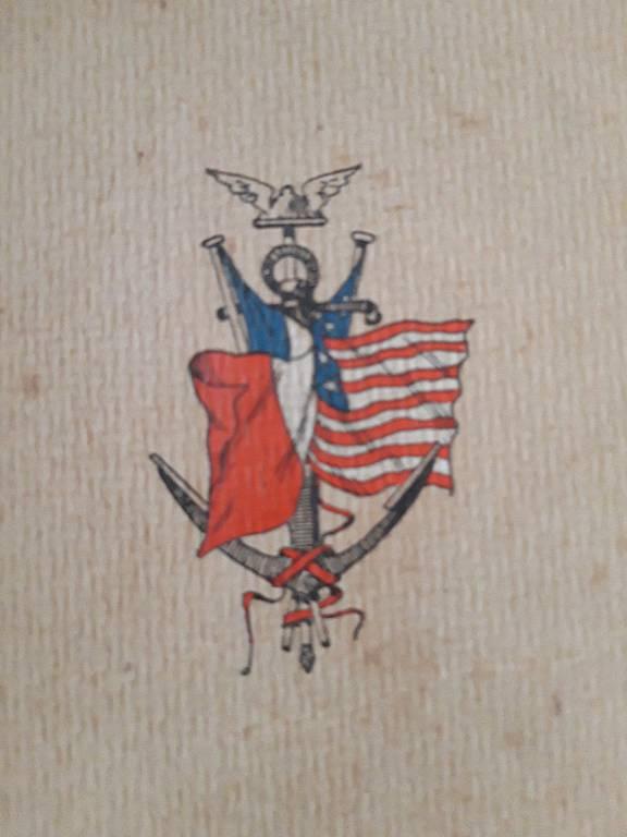 Compagnie Générale Transatlantique, 1921 | Puces Privées