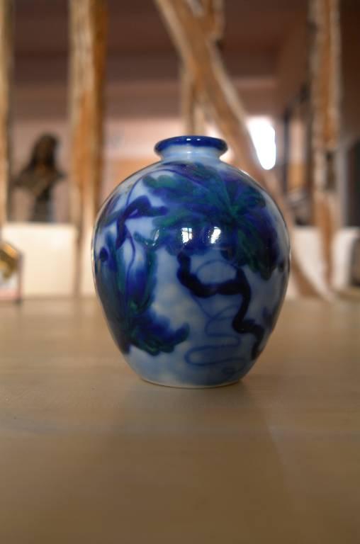 Vase porcelaine de Camille Tharaud   Puces Privées