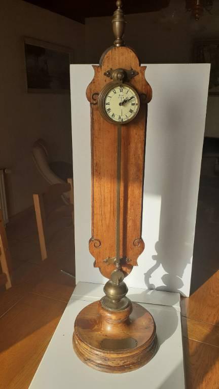 horloge crémaillère   Puces Privées