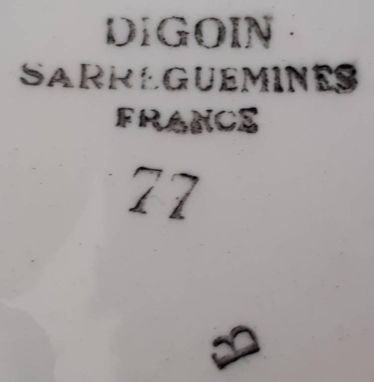 2 Beurriers publicitaire Beurre Charente-Poitou | Puces Privées