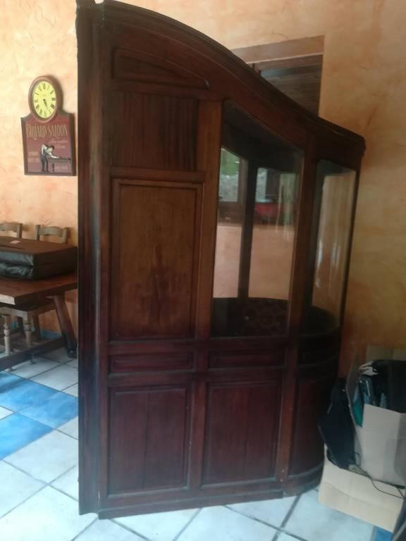 ancienne cabine ascenseur | Puces Privées