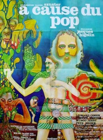 affiche cinéma A cause du pop,Guitare au poing, Affiches anciennes (cinéma, theâtre, publicitaire), Image | Puces Privées