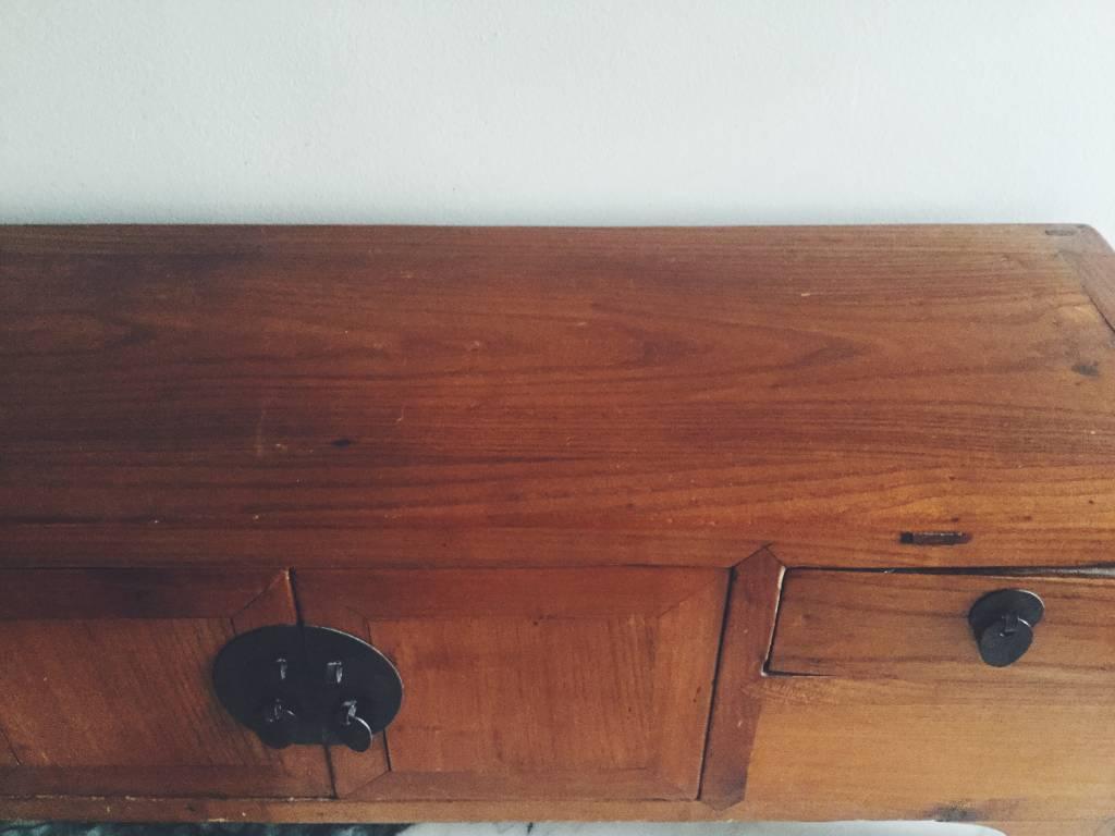 Petit meuble chinois bas   Puces Privées