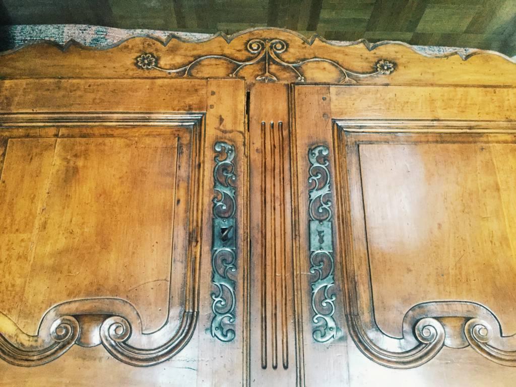 Buffet Louis XV   Puces Privées
