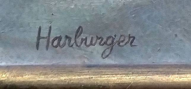 Nature morte de Francis Harburger   Puces Privées