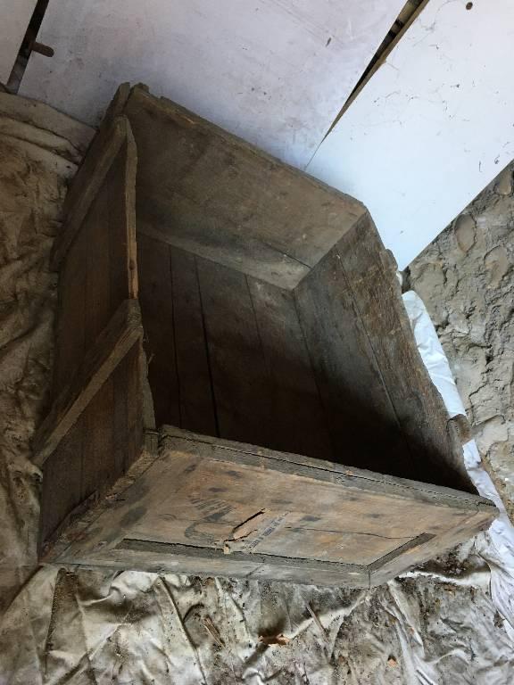 Caisses bois industrielles   Puces Privées
