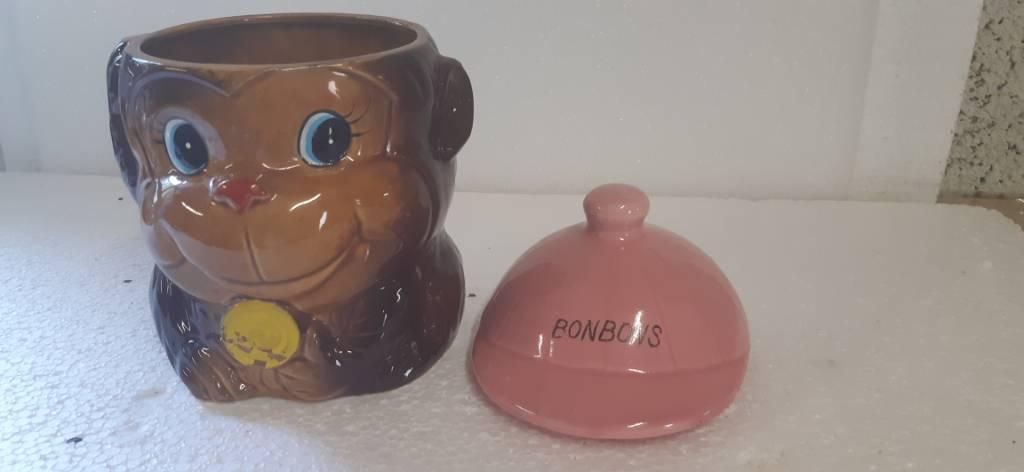 bonbonniere porcelaine