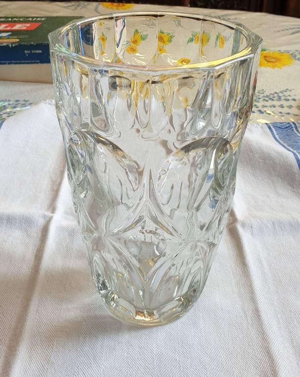 #23 - Vase cristal | Puces Privées