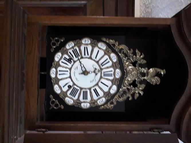 Horloge comtoise François Désiré Odobez Morez   Puces Privées