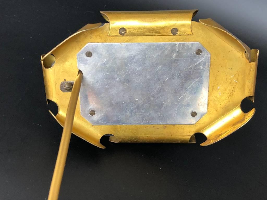 Rare lampe veilleuse signée Pierre D'Avesn - Carpe Koi | Puces Privées